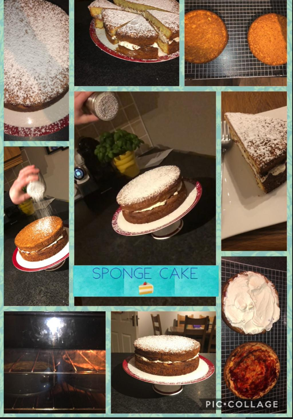 1st Year Easter Cookery